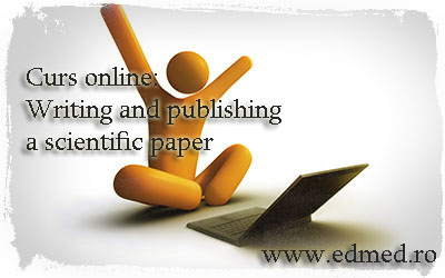 Writing and publishing a scientific paper